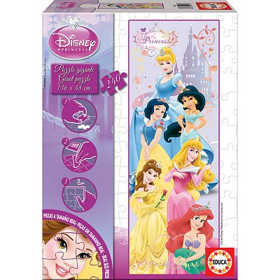 Princesses de puzzle gigantic